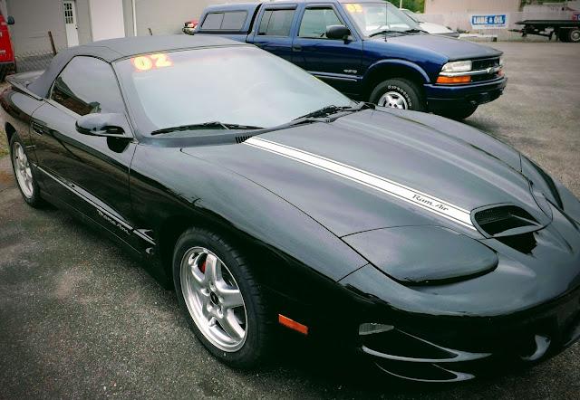 Hot on the Lot: 2002 Pontiac WS6 Trans Am, Metamora Herald