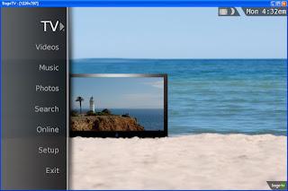 Sage TV per DVR