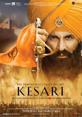 Kesari Full Movie Download Filmywap Filmyzilla Pagalworld 720p 480p 300mb