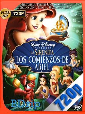 La Sirenita 3 (2008)HD BDRIP [720P] Latino [GoogleDrive] DizonHD
