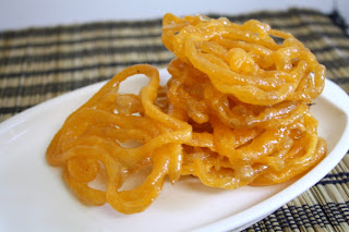 Jaleebi recipe