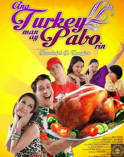 Tuesday Vargas stars in quirky comedy Ang Turkey Man Ay Pabo Rin. By Chuck Smith