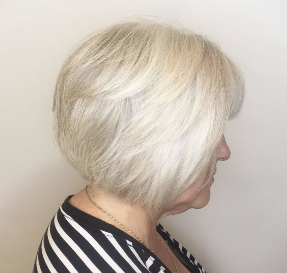 Gorgeous Short Hairstyles for Women Over 70 - LatestHairstylePedia.com