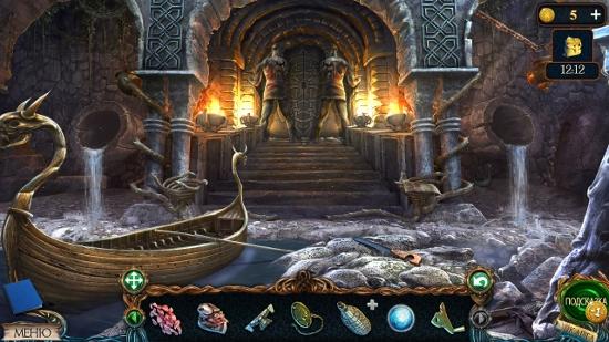 переходим в очередную локацию игры затерянные земли 3 проклятое золото