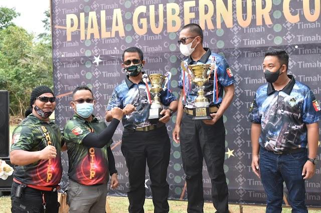 Selamat Kepada Sang Juara, Usai Sudah Kompetisi KEJURNAS Tembak PERBAKIN BABEL