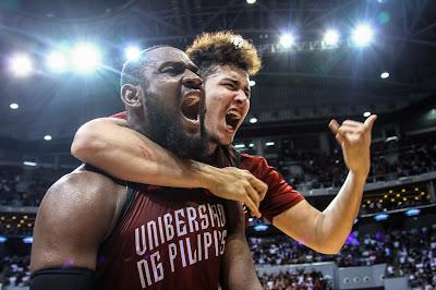 UP Basketball