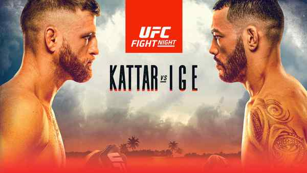 Watch UFC Fight Night Kattar Vs Ige 7/15/2020 Online 15th July 2020 Download mp4
