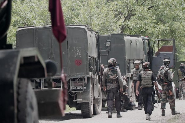 Bloodshed continue in Occupied Kashmir. Three more youth martyred,