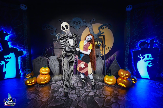 Disney, Disney Parks, Disney Halloween Time, Disney Halloween Time 2019, Hong Kong Disneyland. HKDK, HK Disneyland, 香港迪士尼樂園, 惡人舞動迪士尼, Let's Get Wicked, Ther Nightmare Before Christmas, 怪誕城之夜, 怪誕城之旅, Journey to Halloween Town