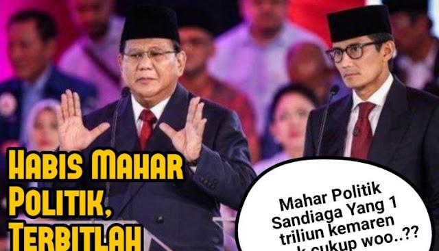 """Tak Mau Keluar Uang Banyak, Prabowo """"Todong"""" Relawan Beri Sumbangan"""
