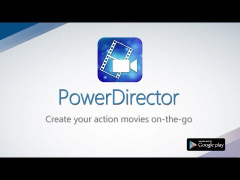 PowerDirector Video Düzenleme Programı
