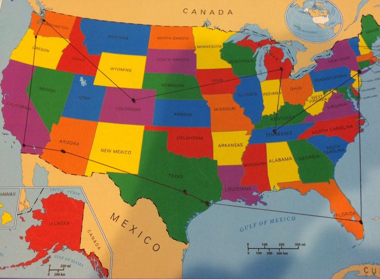Us Map Jordan Crying Globalinterco - Michael jordan us map crying