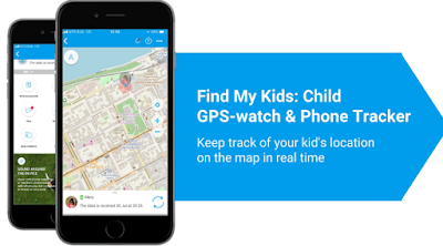 تطبيق Find My Kids