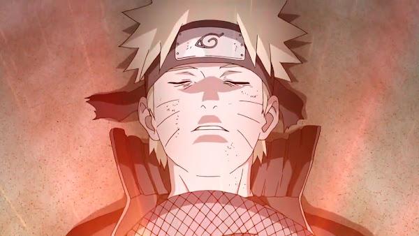 Obito salvando a Naruto