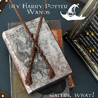 cheap diy harry potter wands