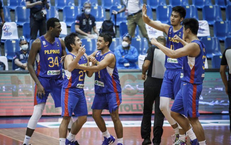 Gilas Pilipinas breaks 'Korean curse', advances to 2021 FIBA Asia Cup
