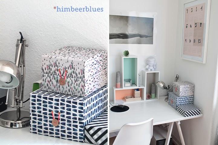himbeerblues so macht arbeiten spa endlich neue schreibtisch deko. Black Bedroom Furniture Sets. Home Design Ideas