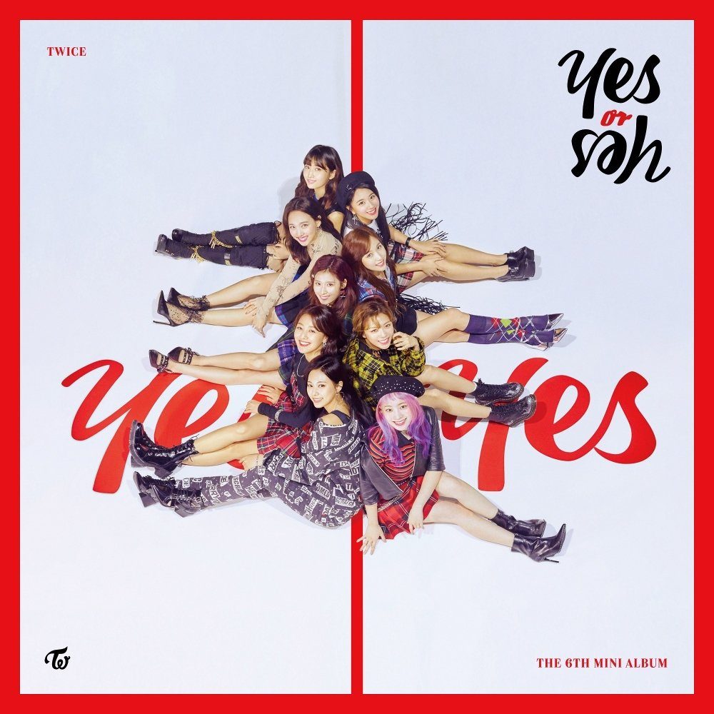 TWICE – YES or YES – EP (FLAC + ITUNES PLUS AAC M4A)