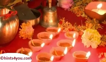 Diwali is a festival of light that is celebrated by Hindus.
