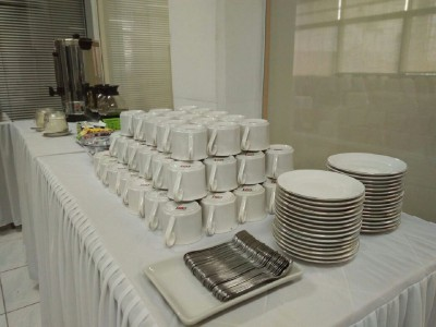 Peralatan Coffee Break