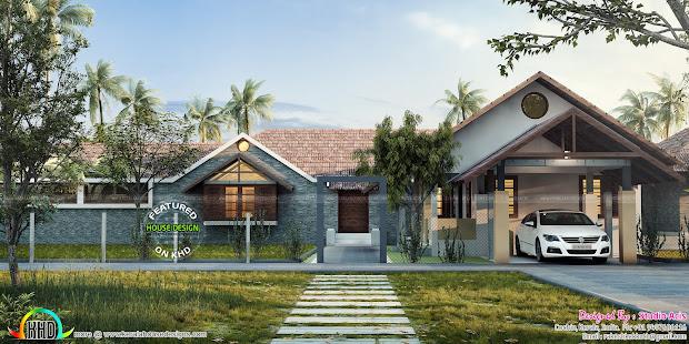 Luxury One Floor Home Designs