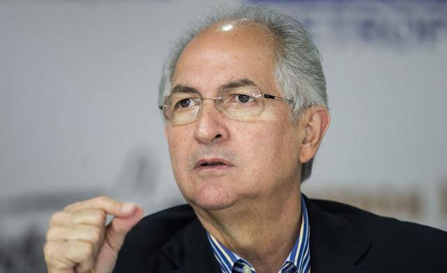 Antonio Ledezma: Abstención es reflejo del rechazo a los problemas de Venezuela
