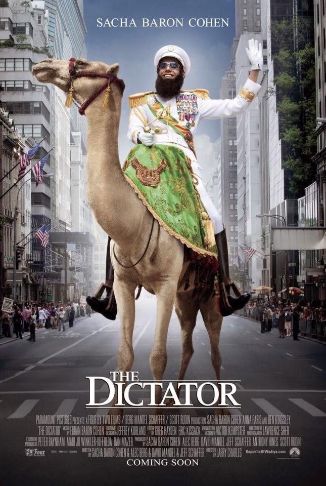 The Dictator จอมเผด็จการ [HD][พากย์ไทย]