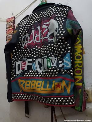 Jaket Punk Luar Negeri Keren