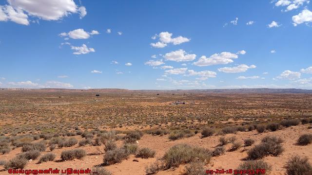 Navajo Landscape Arizona