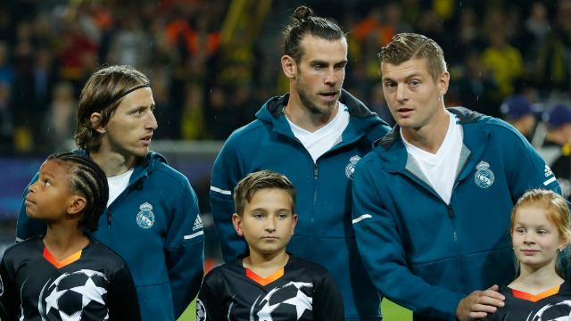 بايرن ميونيخ ينافس مانشستر يونايتد على نجم ريال مدريد للمزيد من التفاصيل من هنا