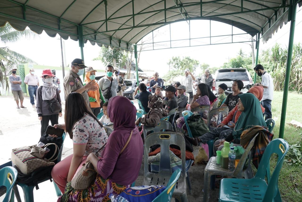 Langganan Banjir Kiriman, Walikota Tebingtinggi Harapkan Kementerian PUPR dan BWSS II Implementasikan Penanganan Sungai Padang