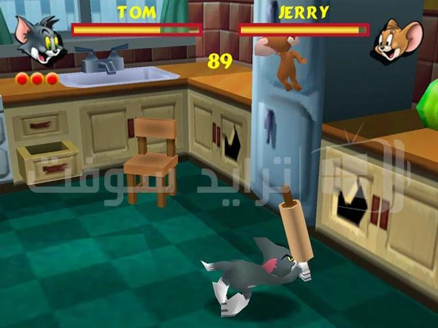 لعبة توم وجيري كاملة مجاناً الاصدار الأخير