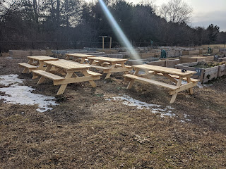Community Garden (OPENING - Today) - Parks opening next week (with restrictions)
