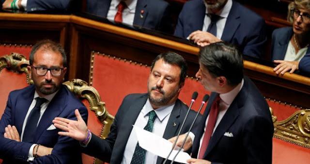 Που πάει η Ιταλία χωρίς τον Σαλβίνι