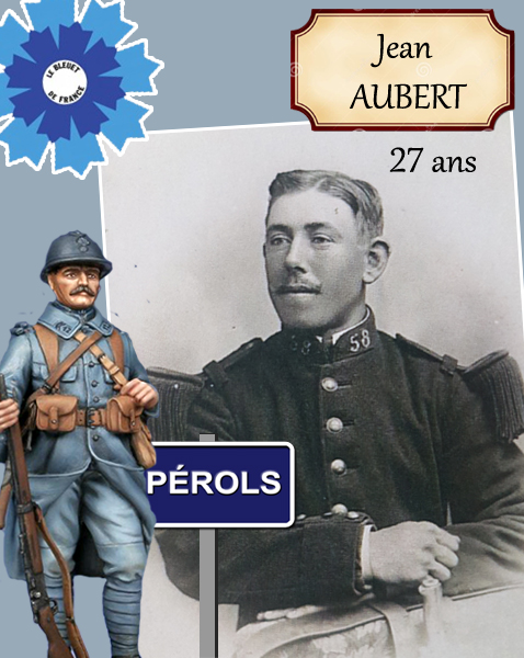 Jean Aubert – Pérols