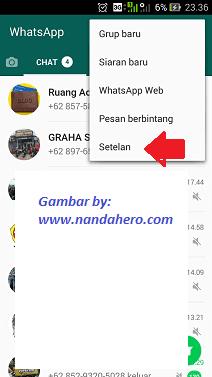 Cara Mengganti Nomor WhatsApp Baru Tanpa Hapus Akun