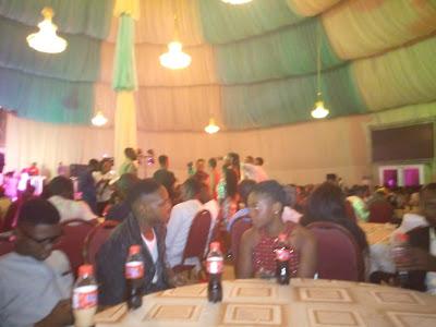 Unical SUG award night: RMD awards Ayade, Sandy onor, Betta edu & others