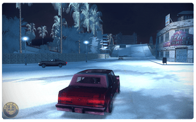 Grand Theft Auto: Vice City Winter Mod v.3.0 mod free