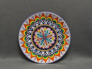 Ceramica che passione tipi delle decorazioni su maiolica for Decorazioni piatti