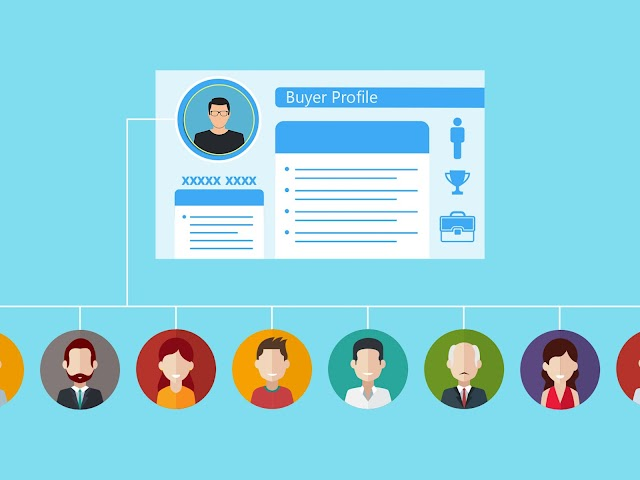 How do I set up detailed buyer personas for my business?
