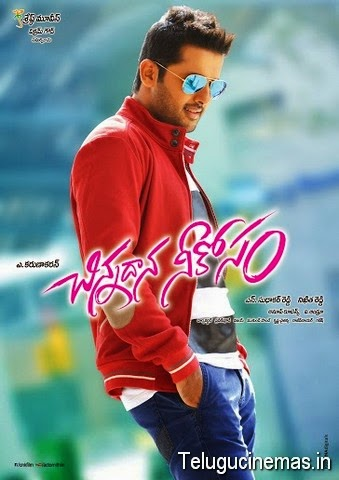 Chinnadana Nee Kosam (2014) Hindi Dual Audio 600MB HDRip 720p HEVC x265 UNCUT