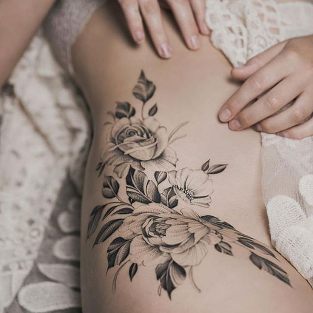 15 Most Attractive Tattoos For Girls