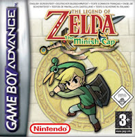 The Legend of Zelda - Minish Cap