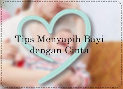tips menyapih bayi dengan cinta