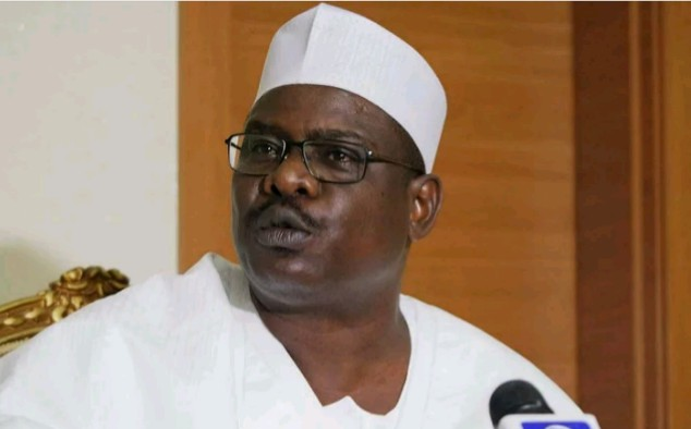 9th Assembly: Ndume foresee danger, seeks for Dino Melaye forgiveness