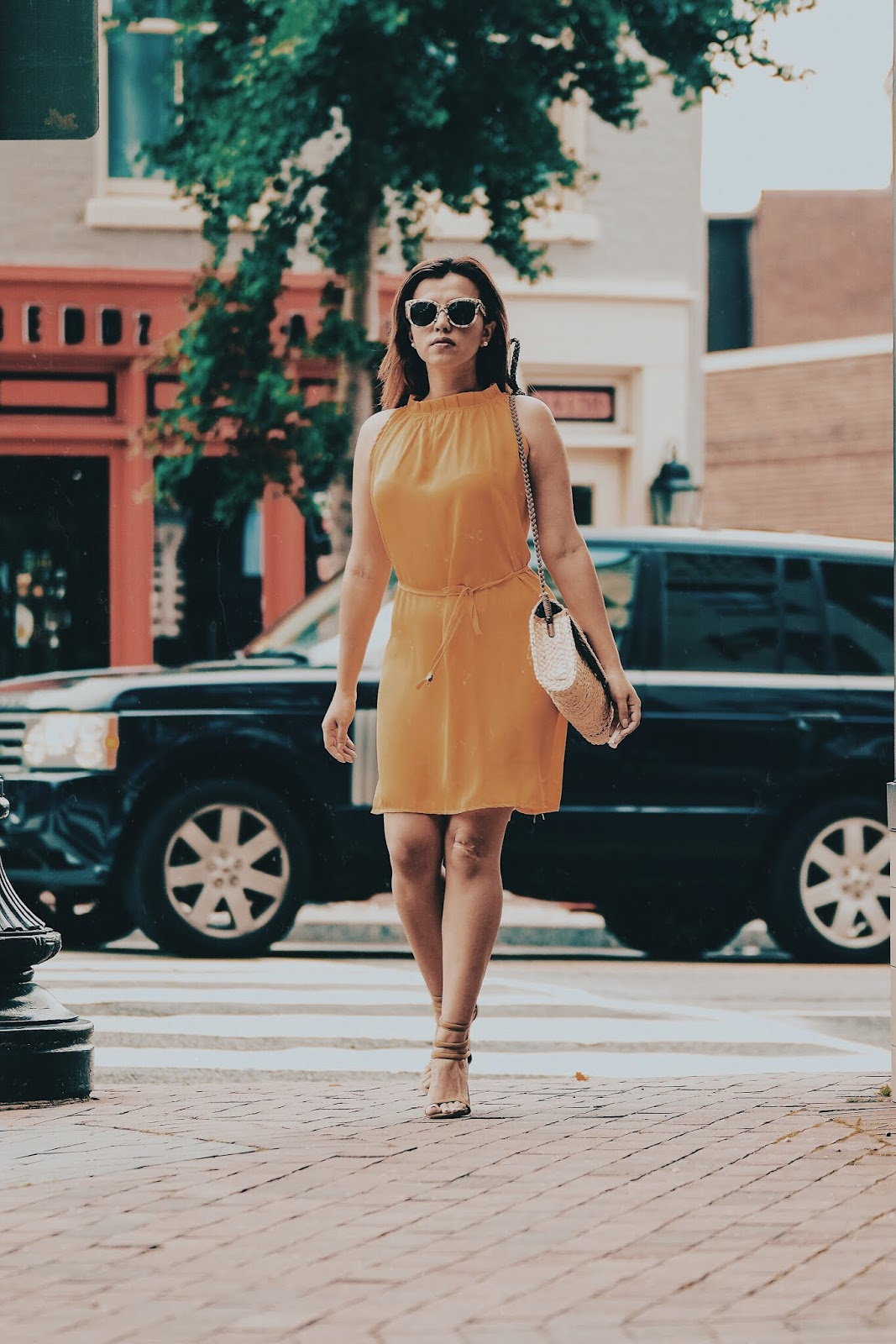 Back To The Beginning-mariestilo-lookoftheday-mural-georgetown-travelblogger-dcblogger-fashionblog-travelblog-vestidos-verano2018