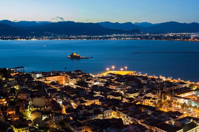 ΙΝΣΕΤΕ: Στην τρίτη θέση το Ναύπλιο στη ζήτηση ξενοδοχειακών υπηρεσιών από την Ελλάδα