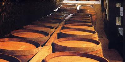 Invecchiamenti del rum.