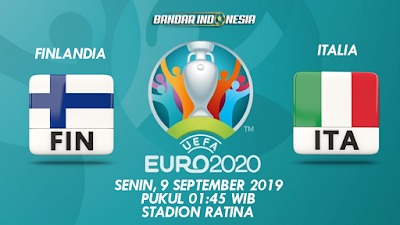 Prediksi Finlandia vs Italia 9 September 2019