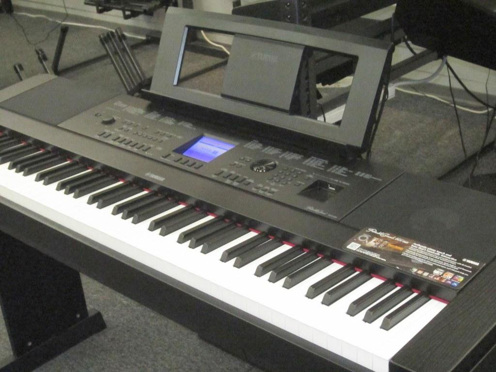 Az piano reviews review yamaha ydpv240 ydp181 dgx650 for Yamaha arius ydp v240 review